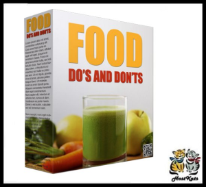 food dos and donts newsletters - 5 day ecourse