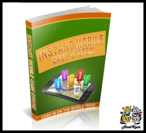 instant mobile cash system - ebook