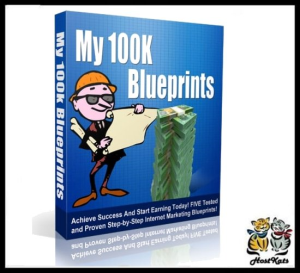 my 100k blueprints - ebook
