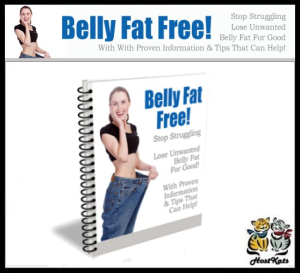 belly fat free ecourse - ebook