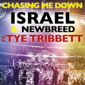 chasing me down israel houghton for full vocals, band, horns and strings