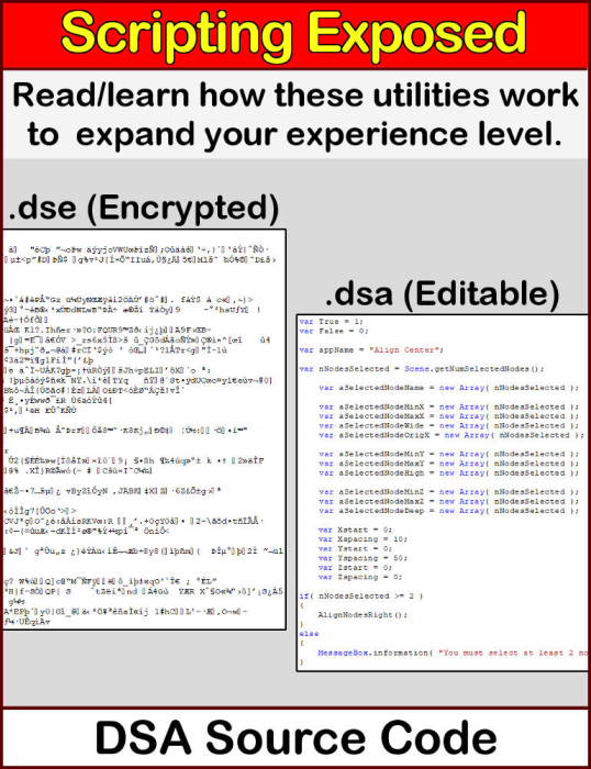 First Additional product image for - SCRIPTING EXPOSED: Phrase-Maker for Daz Studio
