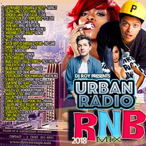 dj roy urban radio r&b mix vol.1 2018
