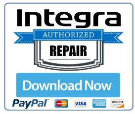 integra dta 70.1 original service manual