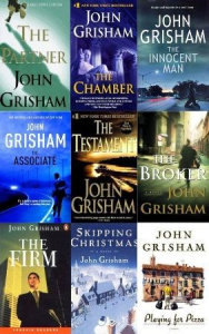 john grisham - collected works
