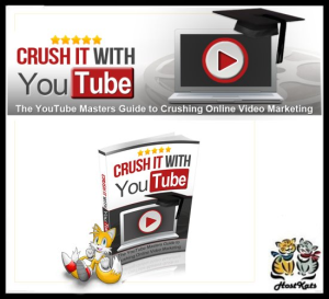 crush it with youtube - 2017