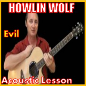 learn to play evil by howlin wolf