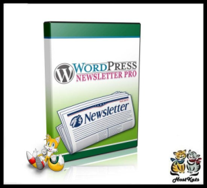 wordpress newsletter pro