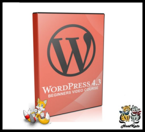 beginners video course for wordpress v4.3