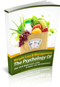 the psychology of weight loss and management