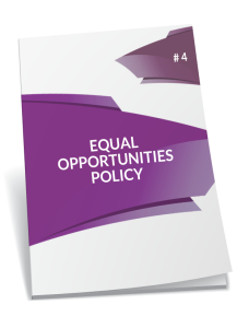 equal opportunities policy