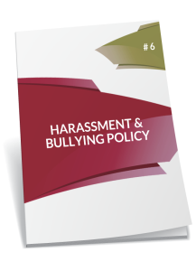 harassment and bullying policy