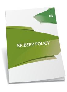 bribery policy