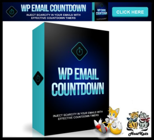 wordpress email countdown plugin - includes minisite and mrr