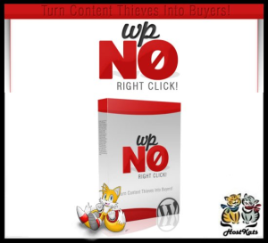 wp no right click plugin - includes minisite and mrr