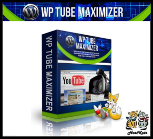 wp tube maximizer plugin - includes minisite and mrr