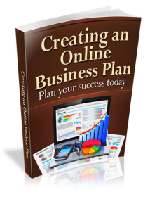 how to create an online business plan