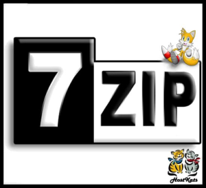7zip x32 - file archiver  zip or unzip any file