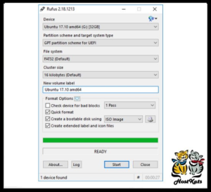 rufus portable - format and create bootable usb drives