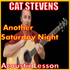 learn to play another saturday night by cat stevens