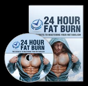 24 hour fat burn audio