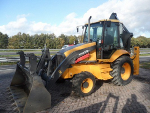 volvo bl61 backhoe loader full complete service repair manual download