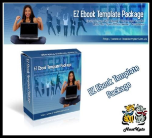 ez ebook templates package