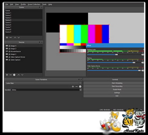 obs studio - video recording and live streaming