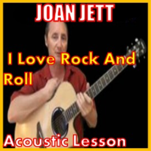 learn to play i love rock and roll by joan jett