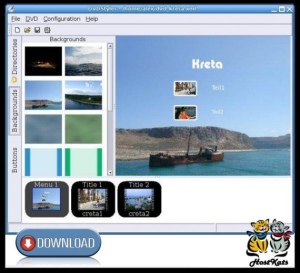 dvdstyler x32 - dvd authoring application for windows