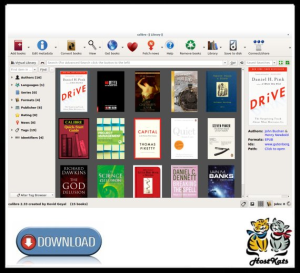 calibre x64- powerful and easy to use ebook manager for windows
