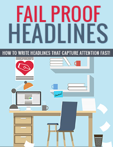 fail proof headlines plr pack