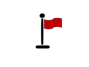 """""""red flag"""" - ((((run)))"""