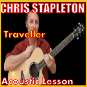 learn to play traveller by chris stapleton