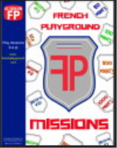 french playground missions book download