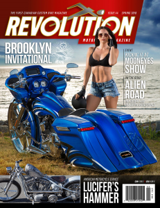 revolution motorcycle magazine vol.44 english