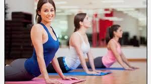 yoga burn for women