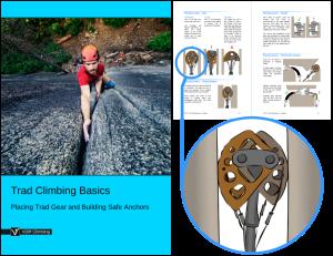 vdiff trad climbing basics