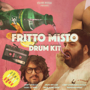 fritto misto drum kit !