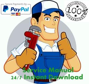 caterpillar 232b2 service repair manual sch02475-up [skid steer loader]