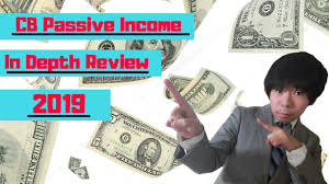 the cb passive income for 2018