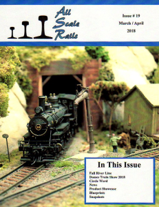 all scale rails issue #19 march / april 2018