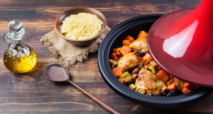 make  traditionl tajine morocaine