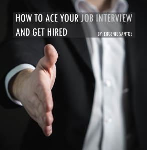 how to ace your job interview and get hired