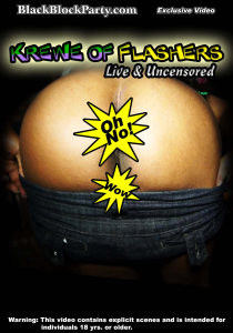 [sd] krewe of flashers - live & uncensored (new orleans la)