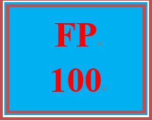fp 100 week 3 the cost of credit card usage worksheet