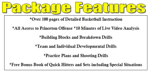First Additional product image for - Winning with the Princeton Offense Basketball Guide