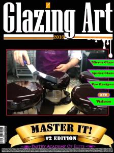 glazing art
