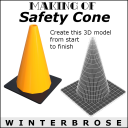 MAKING OF: Safety Cone 3D Model for DS4 | eBooks | Technical