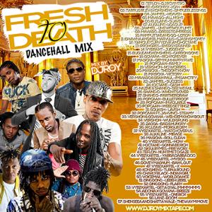 dj roy fresh to death bashment dancehall mix [march 2018]